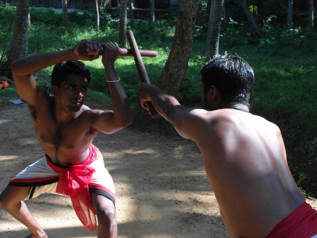 Historia del Kalarippayattu
