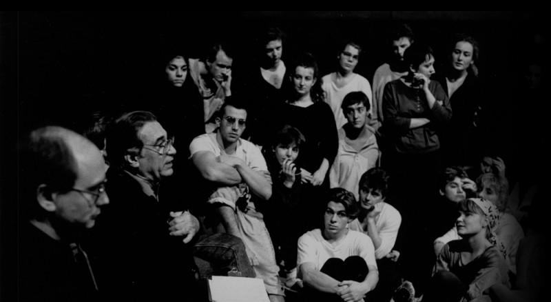 Jacques Lecoq, el cuerpo y la máscara